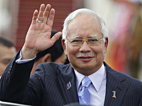 Ong Trump va ong Najib dien dam, nhat tri tang cuong quan he My-Malaysia - Anh 1