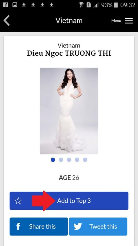 Huong dan binh chon Miss World 2016 cho Dieu Ngoc dung cach - Anh 6