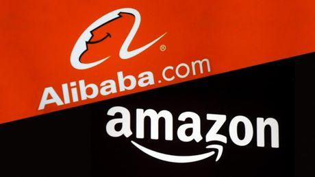 Alibaba va Amazon: Chien tranh lanh tren thi truong thuong mai dien tu Dong Nam A - Anh 1