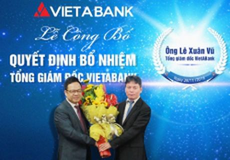 Bo nhiem Tong Giam doc VietABank - Anh 1