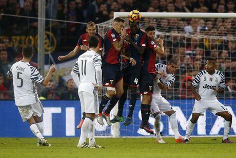 Con trai Simeone lap cu dup nhan chim Juventus - Anh 6
