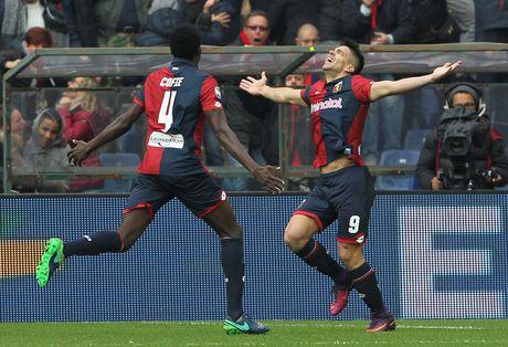 Con trai Simeone lap cu dup nhan chim Juventus - Anh 8