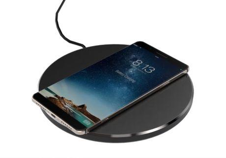 Y tuong iPhone 8 thiet ke khong vien, than boc kim loai - Anh 5