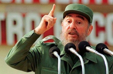 Viet Nam se de quoc tang Chu tich Fidel Castro - Anh 1