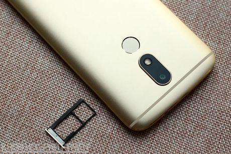 Chum anh Lenovo Moto M 2016 'lot xac' hoan toan trong thiet ke - Anh 13