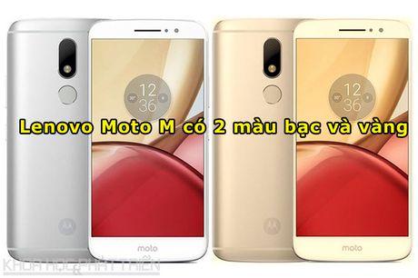 Chum anh Lenovo Moto M 2016 'lot xac' hoan toan trong thiet ke - Anh 17
