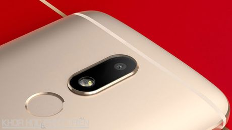 Chum anh Lenovo Moto M 2016 'lot xac' hoan toan trong thiet ke - Anh 25