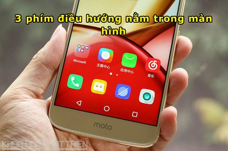 Chum anh Lenovo Moto M 2016 'lot xac' hoan toan trong thiet ke - Anh 9