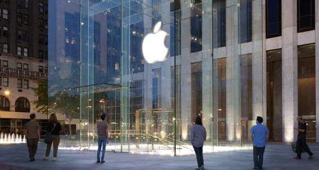 Apple gay nghi hoac vi bat ngo dung cong bo chi tieu quang cao - Anh 1