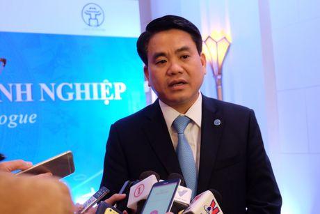 Ong Nguyen Duc Chung: 'Toi san sang tiep doanh nghiep bat cu khi nao' - Anh 1