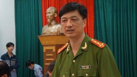 Pho GD Cong an HN lam Tong cuc pho Tong cuc Canh sat - Anh 1