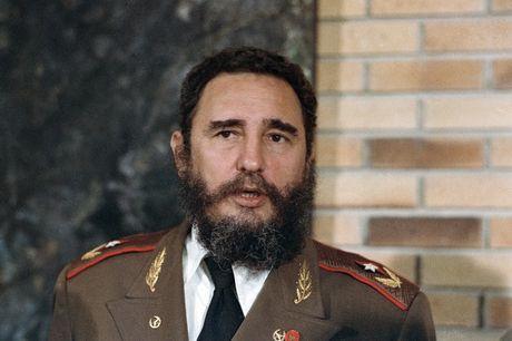 Ngay 4/12, Viet Nam de tang voi nghi thuc quoc tang tuong nho lanh tu Cuba Fidel Castro - Anh 1