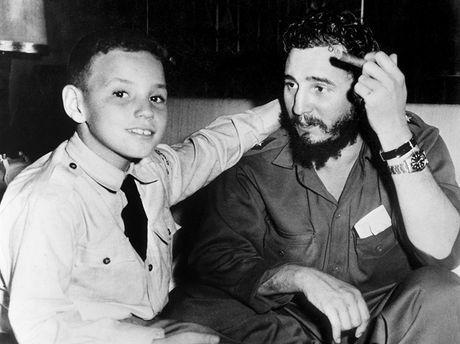 Chuyen it biet ve nhung dua con cua Fidel Castro - Anh 1