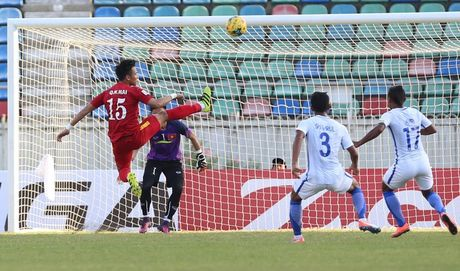 Viet Nam co nhieu dai dien nhat trong Doi hinh vong bang AFF Cup - Anh 3