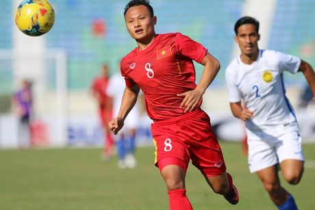Viet Nam co nhieu dai dien nhat trong Doi hinh vong bang AFF Cup - Anh 8