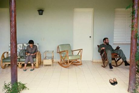Bo anh doc dao ve cuu Chu tich Cuba Fidel Castro chua tung cong bo - Anh 4