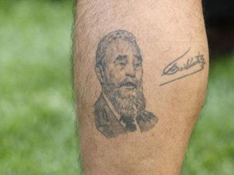 Xuc dong voi tam thu cua Diego Maradona gui lanh tu Fidel Castro - Anh 5