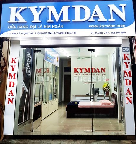 Uu dai hap dan - dai ly KymDan chinh hieu: Cua hang Kim Khanh – Kim Duc – Kim Ngan - Anh 2