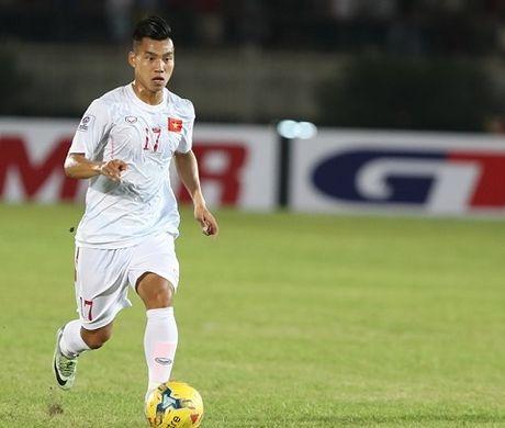 Xuan Truong vang mat trong doi hinh tieu bieu o vong bang AFF Cup - Anh 2