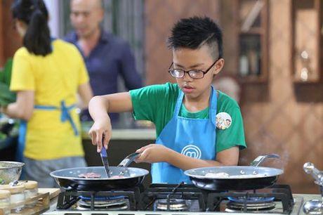 Vua dau bep nhi tap 9:Thanh Cuong dua doi do chien thang ngoan muc - Anh 15