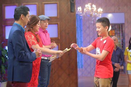 Vua dau bep nhi tap 9:Thanh Cuong dua doi do chien thang ngoan muc - Anh 2