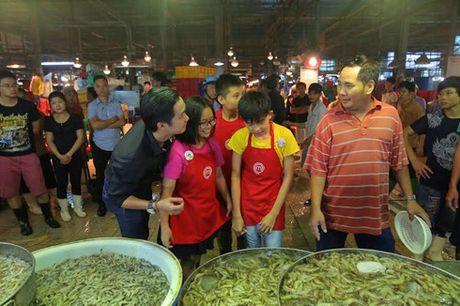 Vua dau bep nhi tap 9:Thanh Cuong dua doi do chien thang ngoan muc - Anh 3