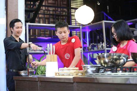 Vua dau bep nhi tap 9:Thanh Cuong dua doi do chien thang ngoan muc - Anh 4