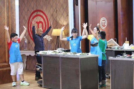 Vua dau bep nhi tap 9:Thanh Cuong dua doi do chien thang ngoan muc - Anh 6