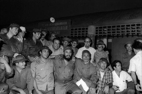 Dai su Cuba: Lanh tu Fidel luon uu tien moi quan he voi Viet Nam - Anh 1