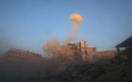 Phe doi lap tai Aleppo lien tiep that bai truoc quan Chinh phu Syria - Anh 1