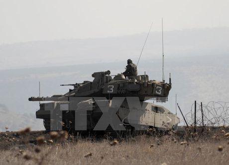 Israel se khong cho phep IS mo mat tran moi tren cao nguyen Golan - Anh 1