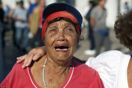 Hinh anh the gioi tien biet lanh tu Cuba Fidel Castro - Anh 8