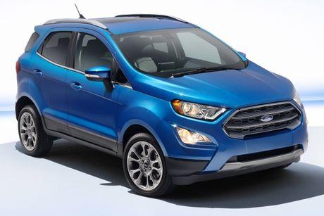 Ford EcoSport ban nang cap danh cho thi truong My - Anh 1