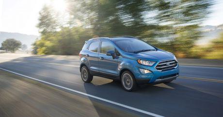 Ford EcoSport ban nang cap danh cho thi truong My - Anh 2