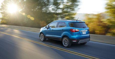 Ford EcoSport ban nang cap danh cho thi truong My - Anh 3
