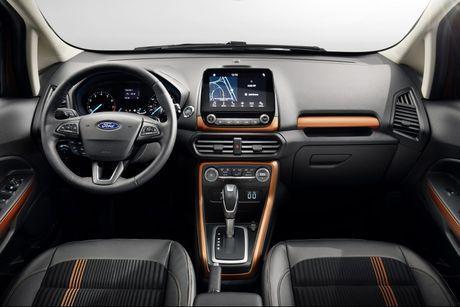 Ford EcoSport ban nang cap danh cho thi truong My - Anh 4