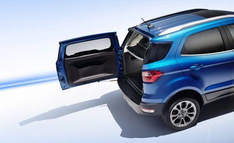 Ford EcoSport ban nang cap danh cho thi truong My - Anh 5