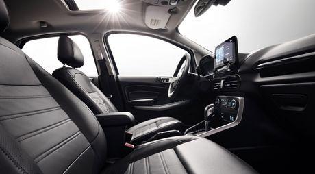 Ford EcoSport ban nang cap danh cho thi truong My - Anh 6