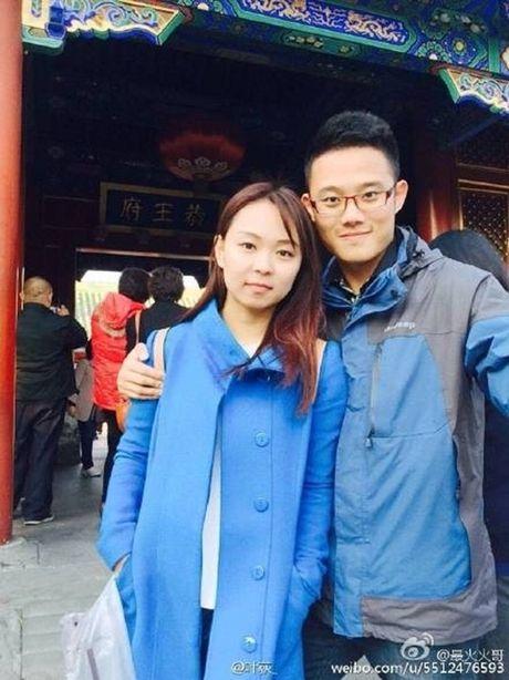 MC Trung Quoc nhay 11 tang lau tu tu truoc gio cuoi - Anh 3