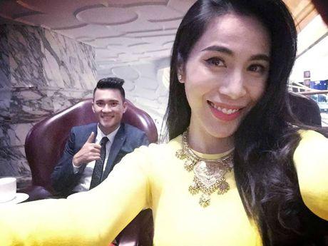 Thuy Tien than tho chuyen Cong Vinh gap kho bi ban quay lung - Anh 1
