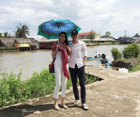 Thuy Tien than tho chuyen Cong Vinh gap kho bi ban quay lung - Anh 2