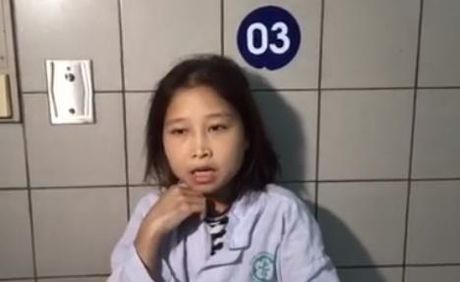 Vu khong che con tin o BV Bach Mai: Loi ke nguoi thoat chet - Anh 2
