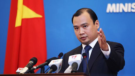 Dai Loan dien tap o Ba Binh la vi pham nghiem trong chu quyen Viet Nam - Anh 1