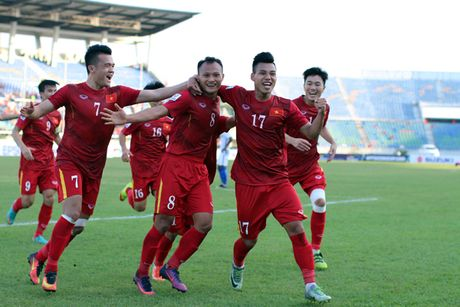 DT Viet Nam duoc thuong tien ty truoc vong ban ket AFF Cup 2016 - Anh 1