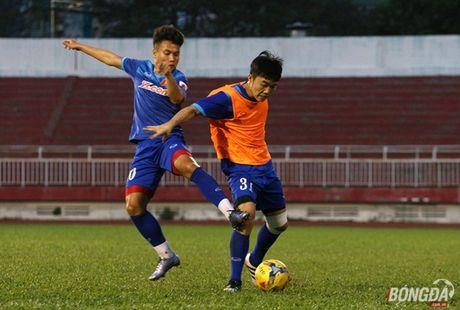 HLV Huu Thang nhoi nhom Cong Phuong nhu tu - Anh 1