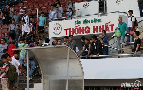 DT Viet Nam 'dong cua' buoi tap cuoi cung tai TPHCM - Anh 1