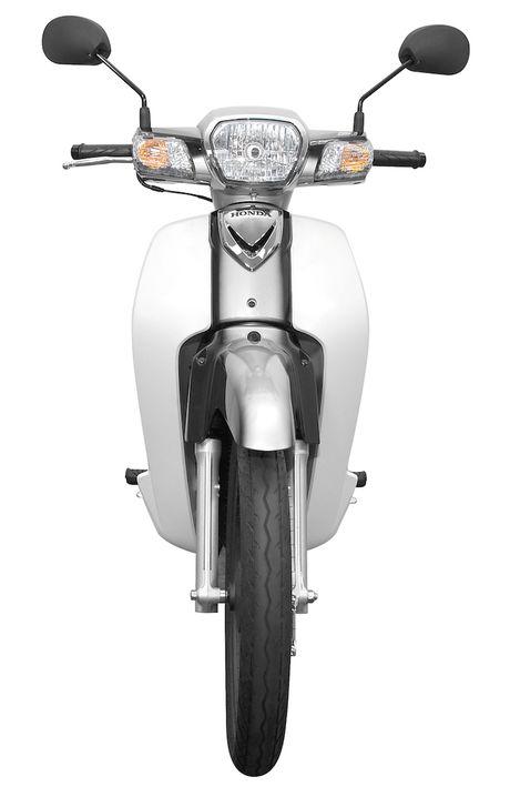 Honda 'trinh lang' Dream EX5 ban dac biet gia 24 trieu - Anh 2