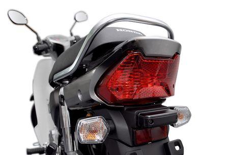 Honda 'trinh lang' Dream EX5 ban dac biet gia 24 trieu - Anh 5