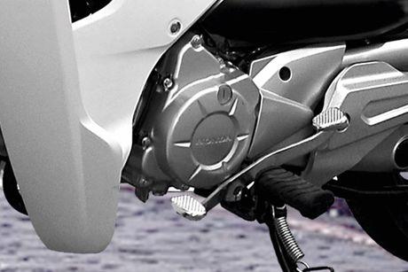 Honda 'trinh lang' Dream EX5 ban dac biet gia 24 trieu - Anh 6