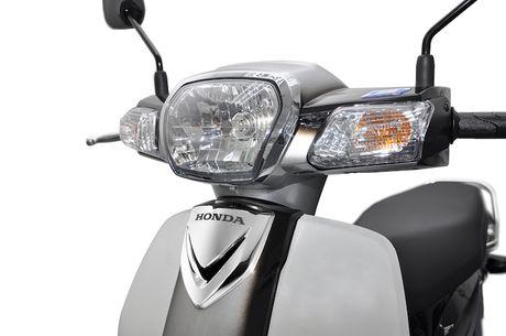 Honda 'trinh lang' Dream EX5 ban dac biet gia 24 trieu - Anh 7